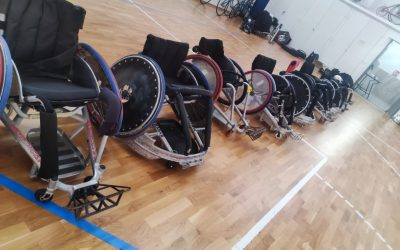 Rugby in carrozzina – Wheelchair Rugby
